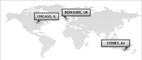 Different data center locations